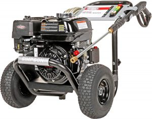 IMPSON Cleaning PS3228 PowerShot Gas Pressure Washer Powered by Honda